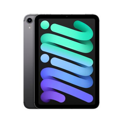 Apple iPad mini (2021) 8.3-inch Wi-Fi + Cellular 64GB Space Grey Tablet - Grijs