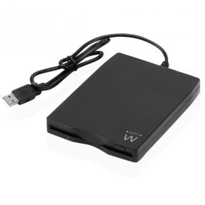 "Ewent floppy drive: 8.89 cm (3.5 "") , USB 2.0"