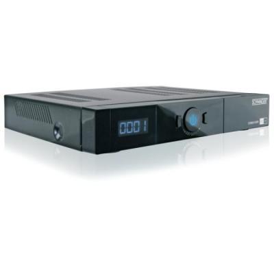 Schwaiger reciever: DSR691HDPL - Zwart