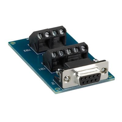 Black Box IC981 - Zwart, Blauw