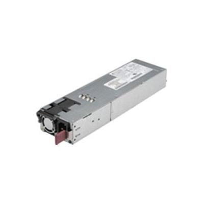 Supermicro 1000/1800/1980/2000 W, +12V, PFC, PMBus, 265 x 73 x 40 mm Power supply unit - Zilver