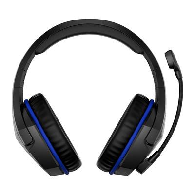 HyperX Cloud Stinger Wireless Headset - Zwart, Blauw