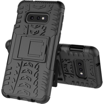 CoreParts MOBX-COVER-S10E-SM-G970-B Mobile phone case - Zwart