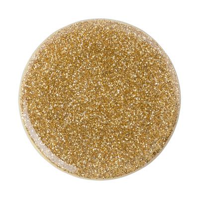 PopSockets Glitter Gold Houder - Goud
