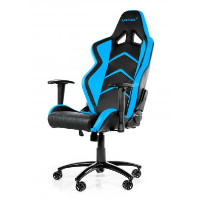 Akracing stoel: Player Gaming Chair Black Blue
