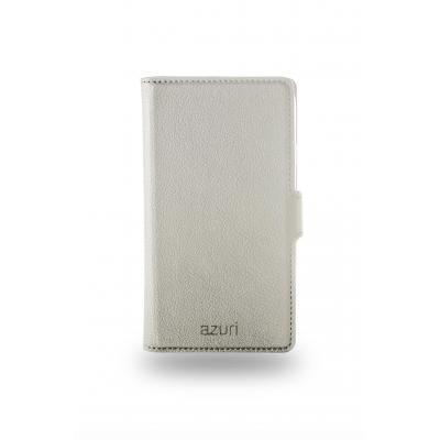 Azuri AZWALLETUNILWHT mobile phone case