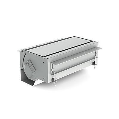 Kindermann 6-fold, CablePort, aluminum - Aluminium