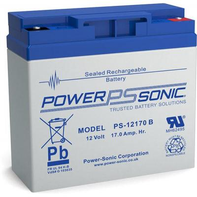 Power-Sonic PS12170VDS UPS batterij