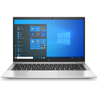 HP EliteBook 840 G8 Laptop - Zilver