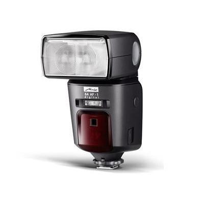 Metz camera flitser: mecablitz 64 AF-1 - Zwart