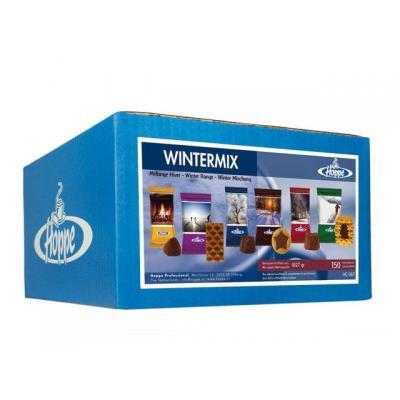 Hoppe bakkerswaar: Koekjes wintermix 6 srt/ds 150