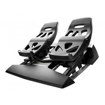 Thrustmaster game controller: T.Flight Rudder Pedals - Zwart