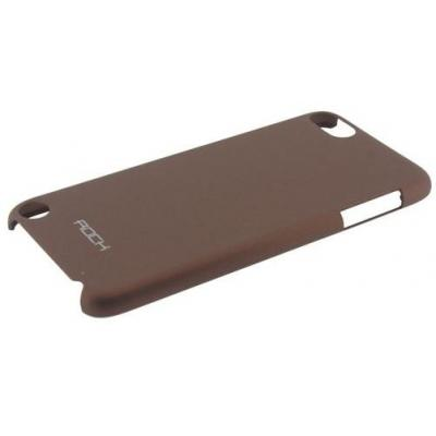 Rock MP3/MP4 case: Cover Naked Apple iPod Touch 5 Coffee - Bruin