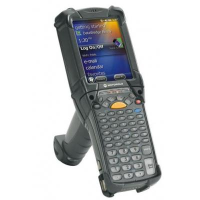 Zebra PDA: MC9190-G - Zwart