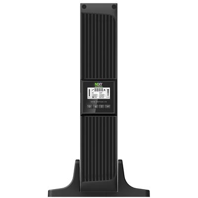 NEXT UPS Systems Mantis II 1000 RT2U NETPACK UPS - Zwart