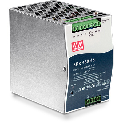 Trendnet TI-S48048 Switchcompnent - Blauw, Grijs