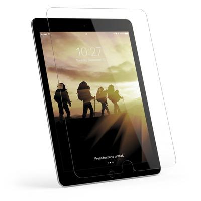 Urban Armor Gear Glass Screen Shield New iPad (2017) - Transparant