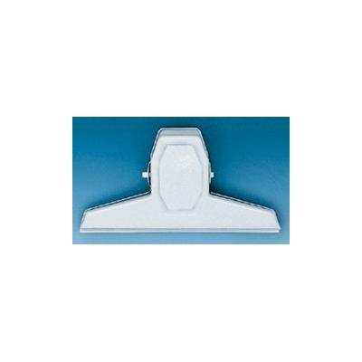 Maul papierklem: Letter Clip Standard Series. Nickelled - Nikkel