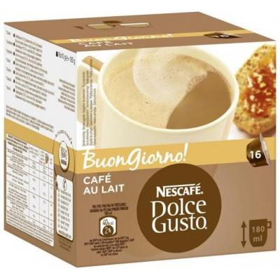 Nescafé koffie: Dolce Gusto Café au lait