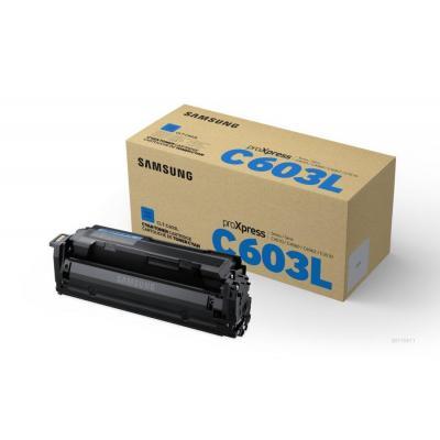 Samsung CLT-C603L toner - Cyaan