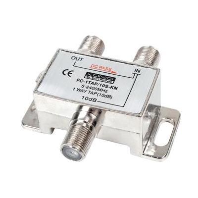 König kabel splitter of combiner: 1-Weg Tap, 5-2400MHz, 10dB