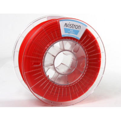 Avistron AV-PLA175-RE 3D printing material - Rood