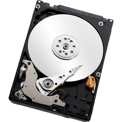 Western Digital interne harde schijf: Scorpio Blue 320GB (Refurbished ZG)