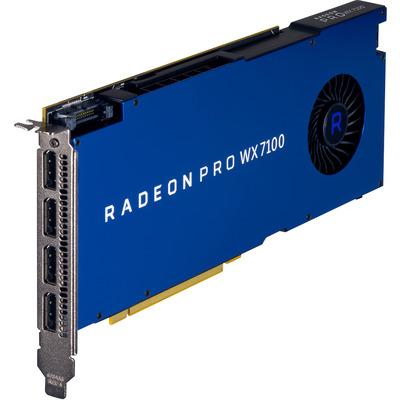 HP AMD Radeon Pro WX 7100 8-GB grafische kaart Videokaart