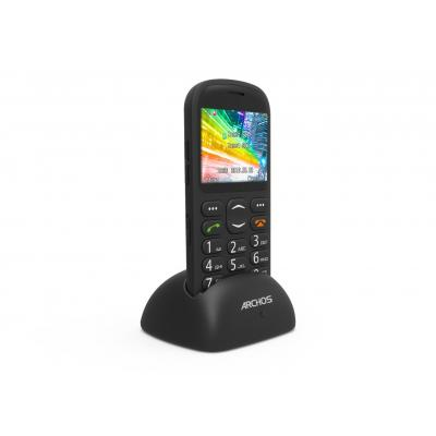 Archos mobiele telefoon: Senior phone - Zwart