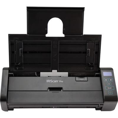 I.R.I.S. IRIScan Pro 5 File Scanner - Zwart