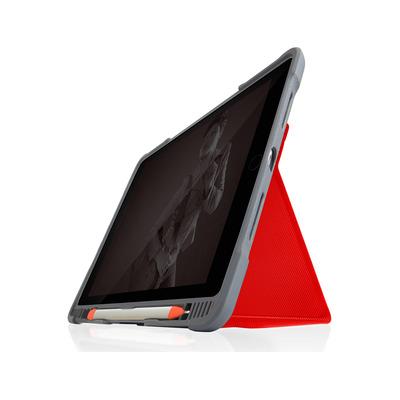 STM Dux Plus Duo Tablet case - Rood