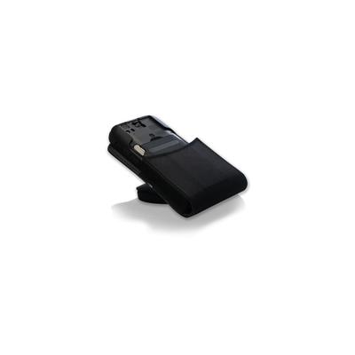Datalogic Holster for Memor 10, contains the belt clip Barcodelezer accessoire - Zwart