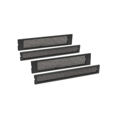 APC Dust Filter Pack Netshelter CX 38U 2 Small Filters & 2 Large Filters Rack toebehoren - Zwart