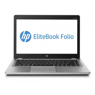 Hp laptop: EliteBook Folio 9470m - Zilver