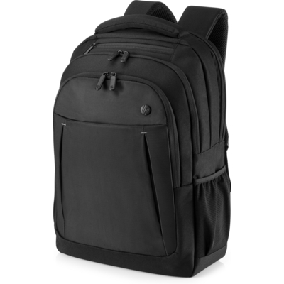 HP 17.3 Business Backpack Laptoptas - Zwart