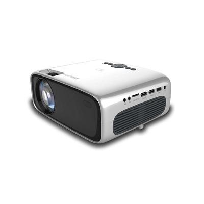 Philips NeoPix Ultra 2 Beamer - Zwart, Zilver