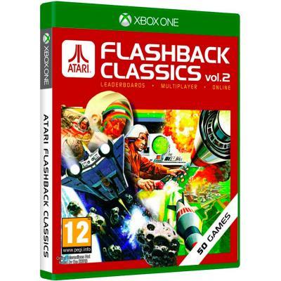 Pqube game: Atari Flashback Classics Vol.2  Xbox One