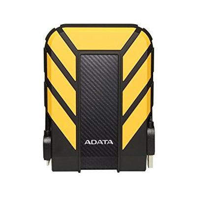 Adata externe harde schijf: HD710 Pro - Zwart, Geel