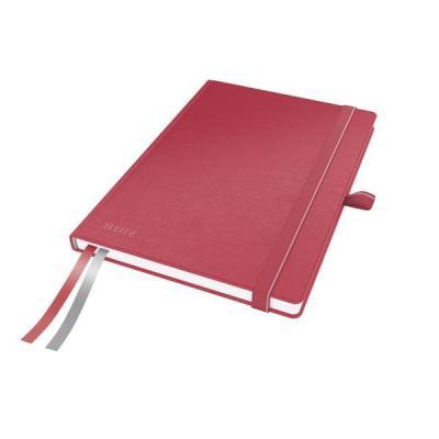 Leitz schrijfblok: Complete Notebook - Rood