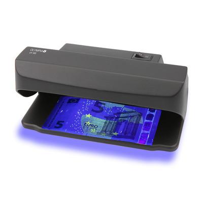 Olympia UV 585 Vals geld detector - Zwart