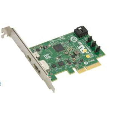 Supermicro AOC-TBT-DSL5320 Interfaceadapter - Groen