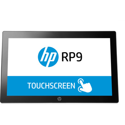 HP RP9 G1 Retail System Model 9015 POS terminal - Zilver