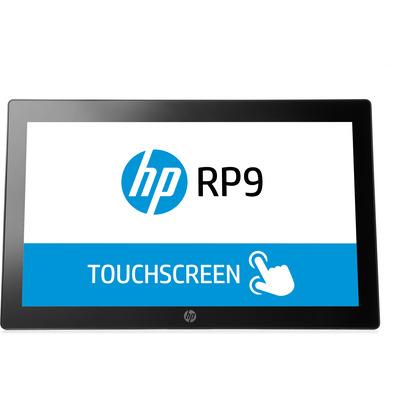 HP RP9 G1 retailsysteem model 9015 POS terminal - Zilver