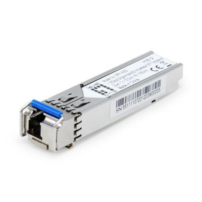 LevelOne SFP-4330 Netwerk tranceiver module - Zilver