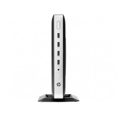 Hp thin client: t630 - Zwart, Zilver