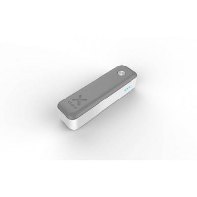 Xtorm powerbank: Power Bank Move 2600 - Grijs