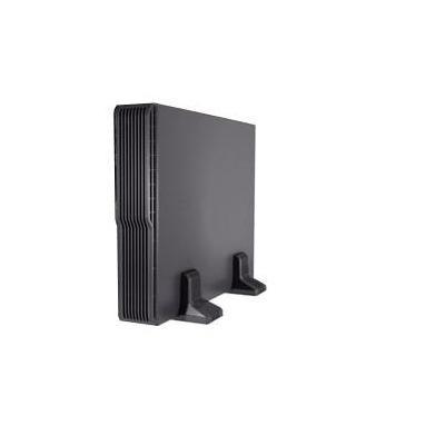 Vertiv : External Battery Cabinet with Rail Kit, 4x 12V, up to 3000m, 0 - 40°C - Zwart