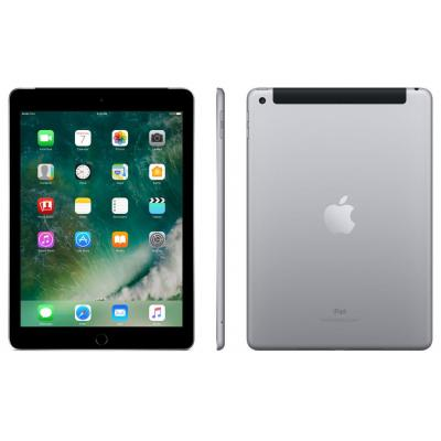 Apple tablet: iPad WiFi + Cellular 32 GB Space Grey - Grijs