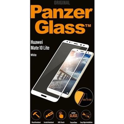 PanzerGlass Huawei Mate 10 lite Edge-to-Edge Screen protector - Transparant
