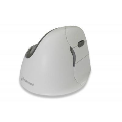 BakkerElkhuizen VerticalMouse 4 Bluetooth voor Mac - Medium/Large - Rechtshandig Computermuis - Grijs